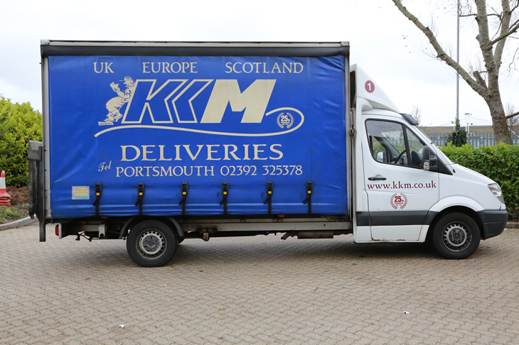 Vehicles - KKM Curtain Sider