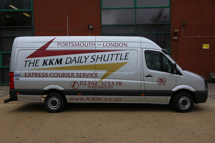 Vehicles - KKM Large Van