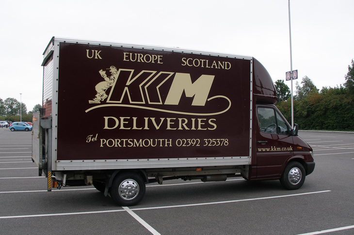 Vehicles - KKM Luton Van
