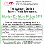 The Avenue Tennis Tournament