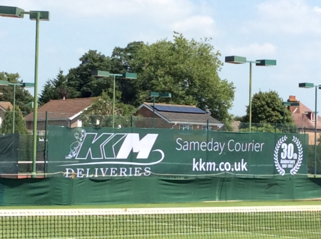 KKM Main Sponsor for Avenue Lawn Tennis
